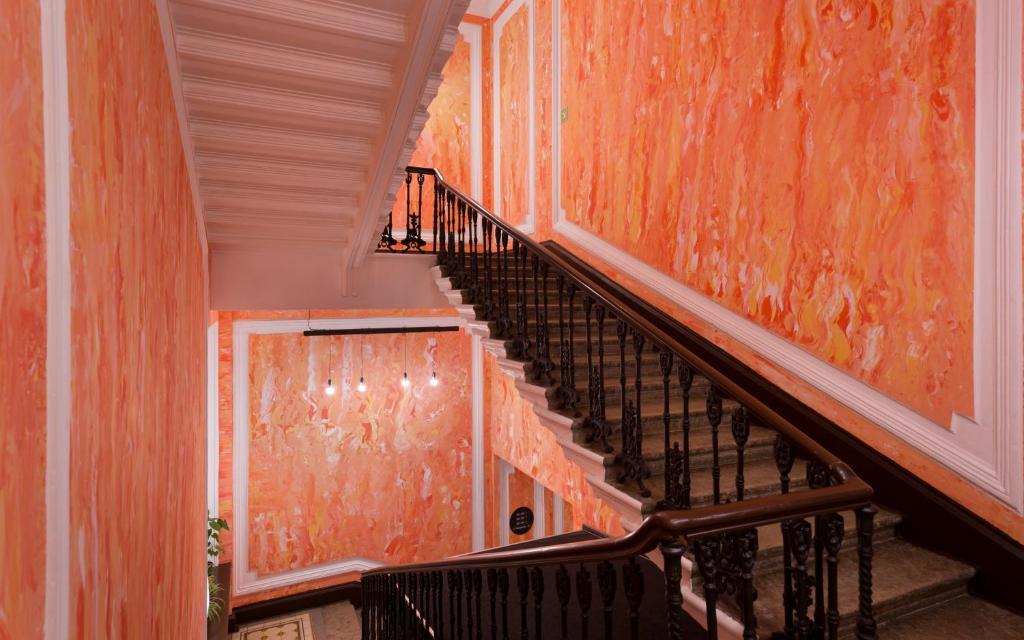 Балкон или терраса в Station Hotel S13