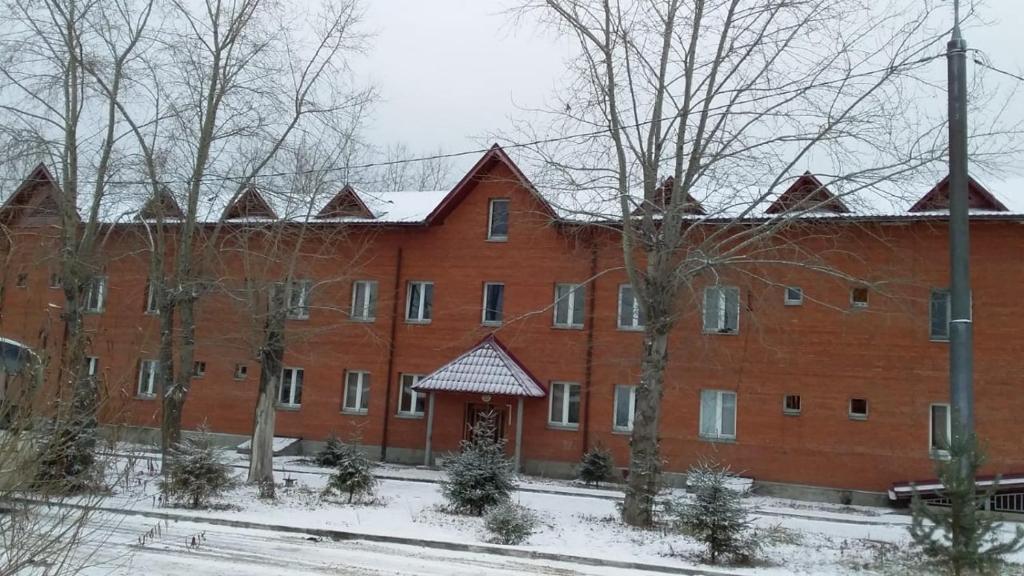 Motel Domodedovo зимой