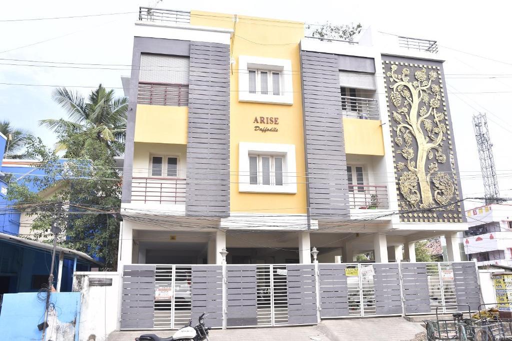 Shriya Service Apartments Chennai India Booking Com