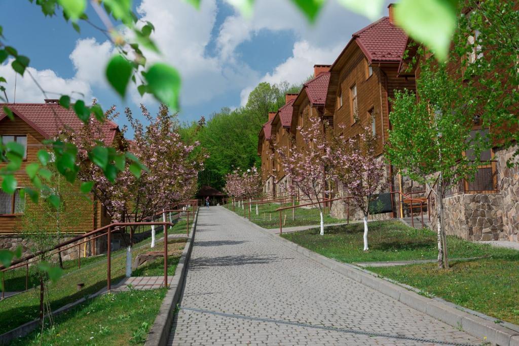 Сад в Санаторно-Курортный Комплекс Термал-Стар