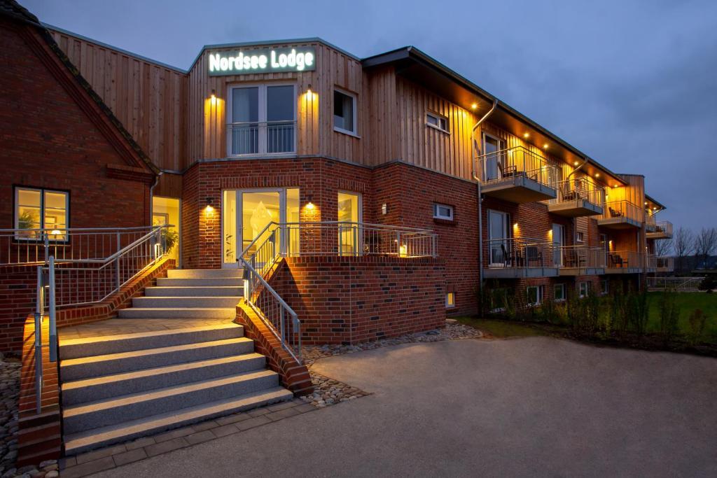 Nordsee Lodge Deutschland Pellworm Booking Com