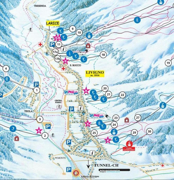 Livigno Italy Map.Livigno Apartment Sleeps 6 Italy Booking Com
