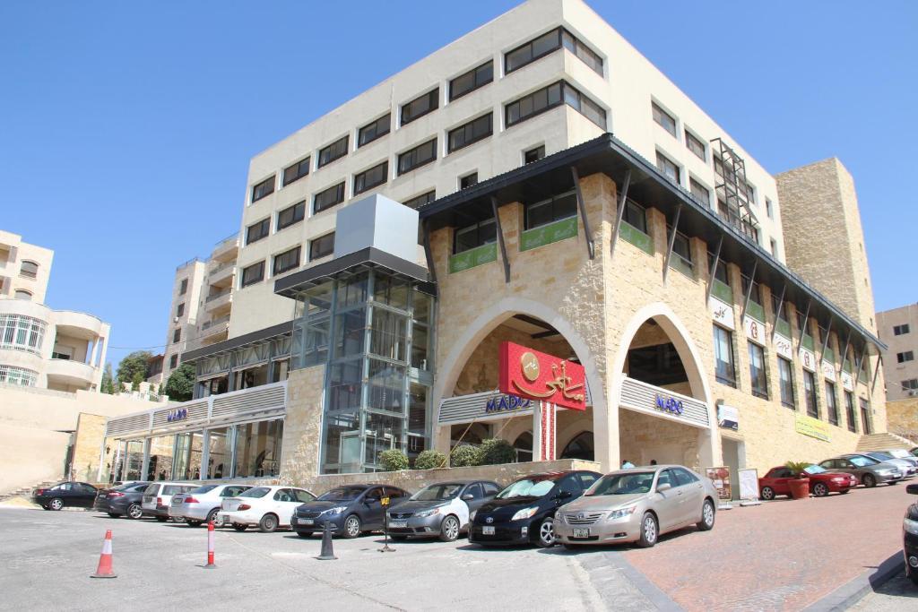 Saray Hotel Amman Jordanien Amman Booking Com