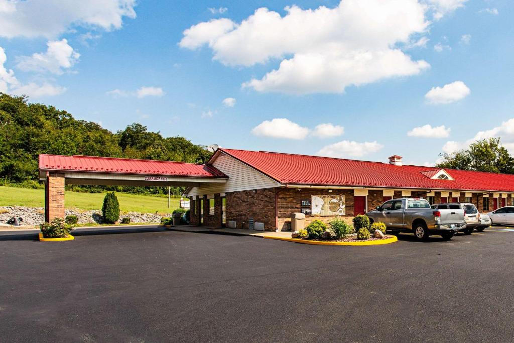 Econo Lodge Russellville Ky Booking Com