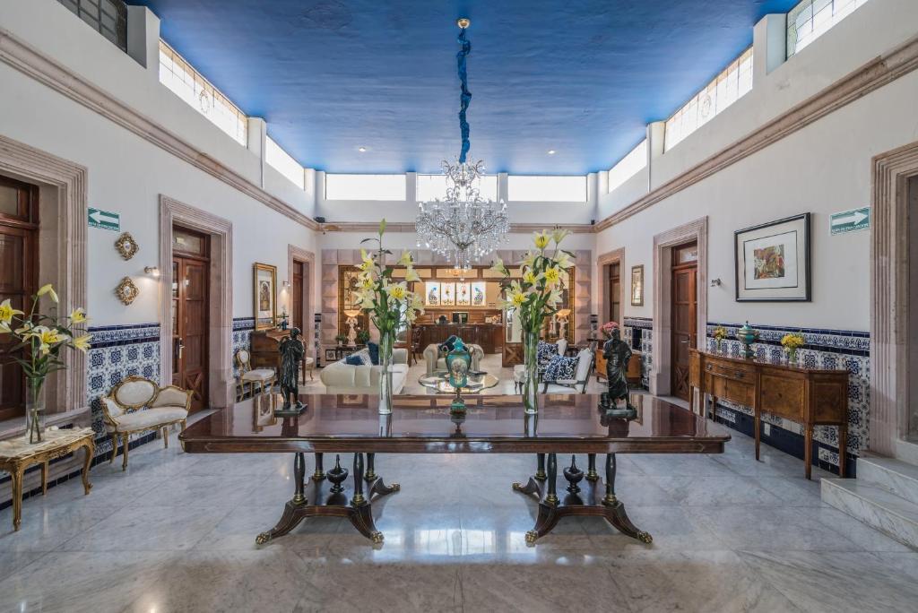 Hotel Casa del Jardín, Aguascalientes – Precios actualizados 2019