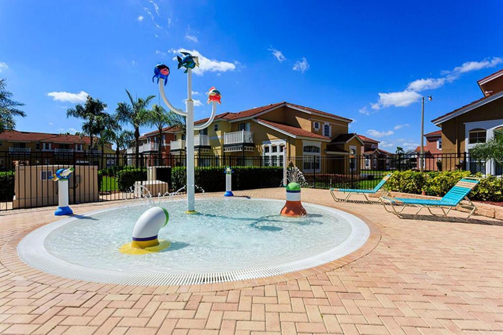Parc aquatique au sein de la maison de vacances ou à proximité