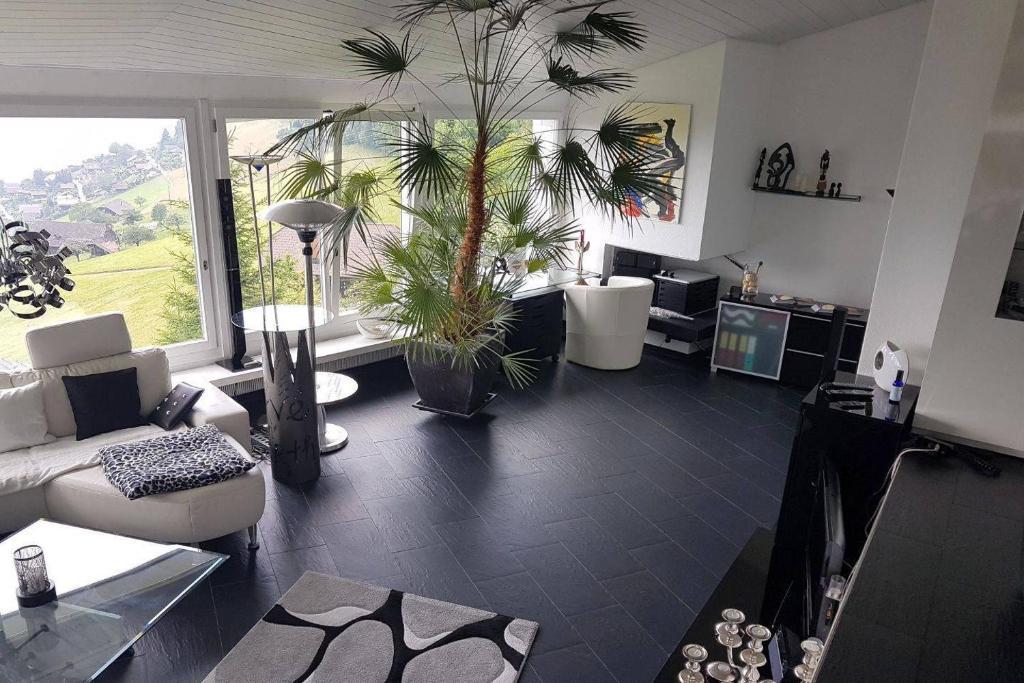 Luxus Apartment Luxury Apartment Thunersee Alpen Schweiz