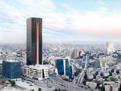 The Skyline Residences Serviced By Jordanien Amman Booking Com