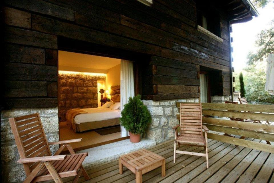 boutique hotels cercedilla  9