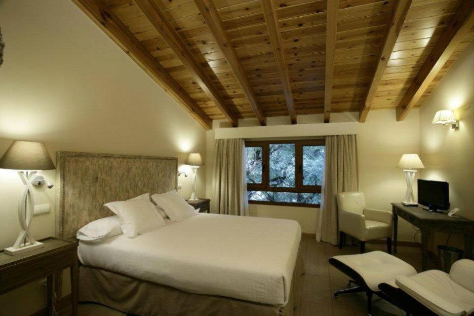 hoteles rurales cerca de madrid