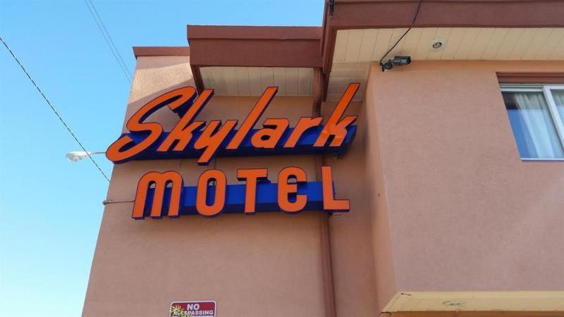 Skylark Motel.