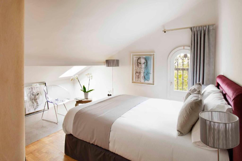 boutique hotels in community of madrid  264