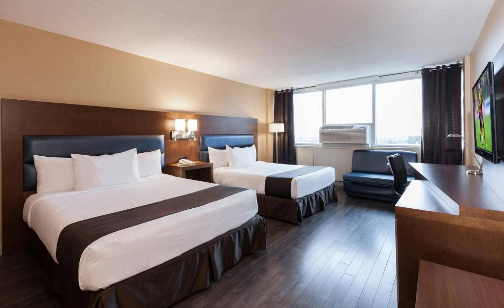 Hotel Espresso Montreal, Canada - Booking.com
