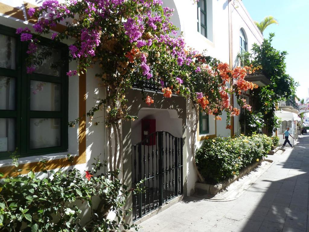 Sebco Apartments Puerto De Mogan Spanien Puerto De Mogan