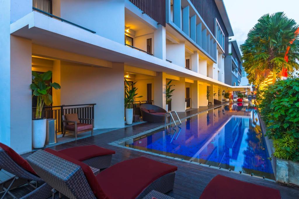 Harris Hotel Seminyak Indonesia Bookingcom