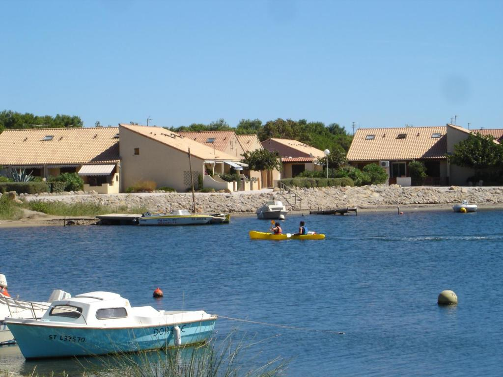 R sidence hawa france port leucate - Place de port disponible mediterranee ...