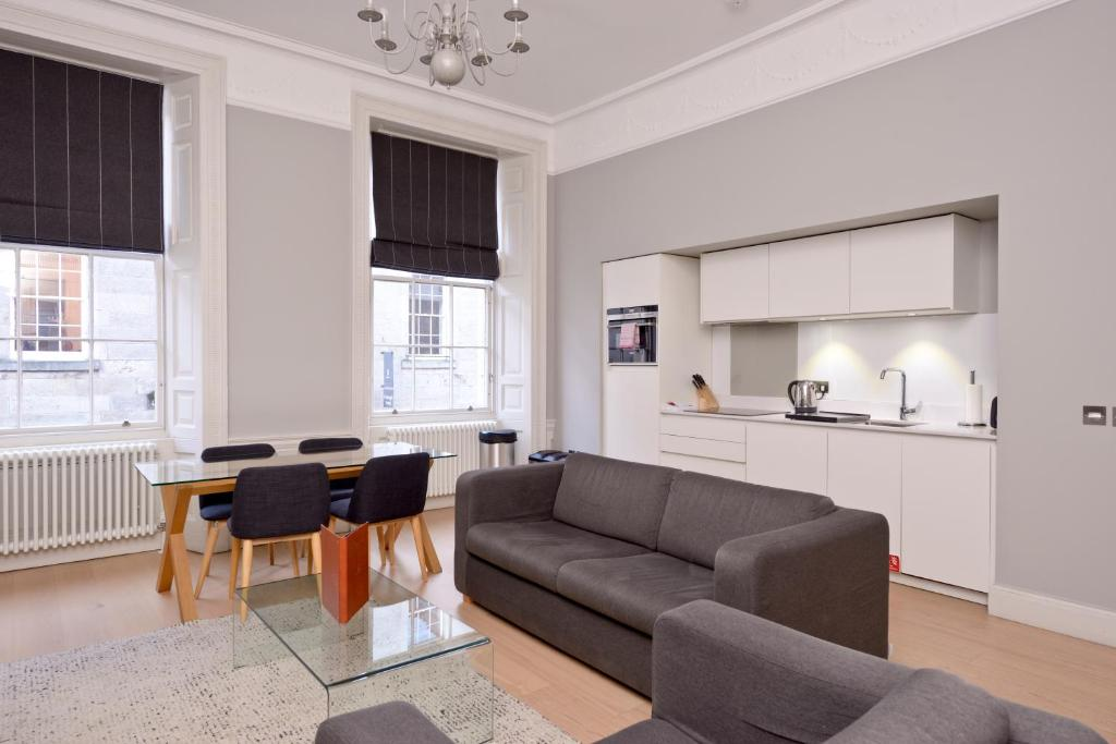 Destiny Scotland - Hill Street Apartments