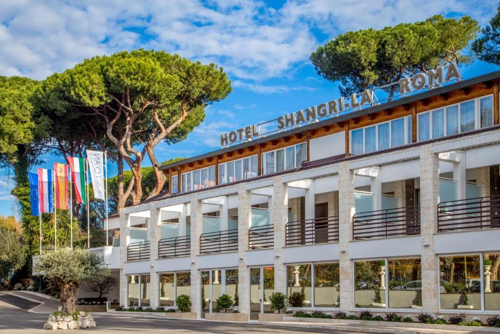 Hotel Shangri La Roma Italien Rom Booking Com