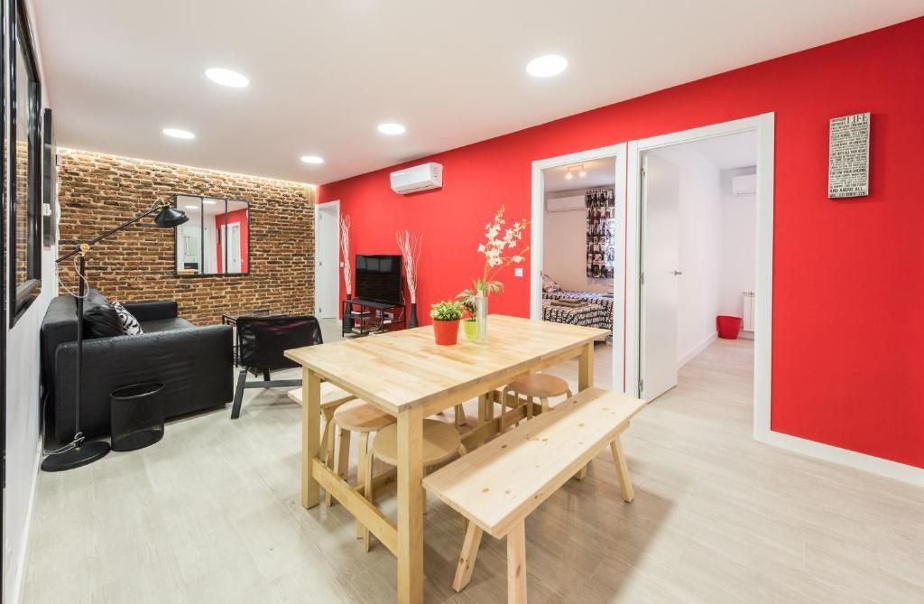 Ever House Alcala Aire, Madrid – Harga 2019 Terbaru