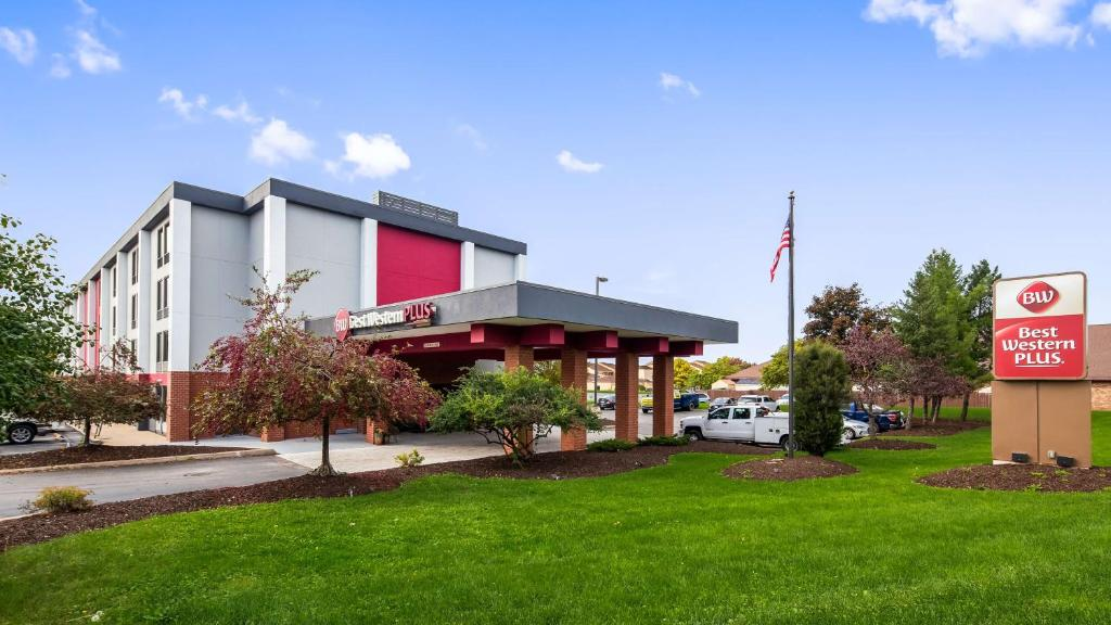 ffee789f265 Hotel Best Western Plus East Syracuse