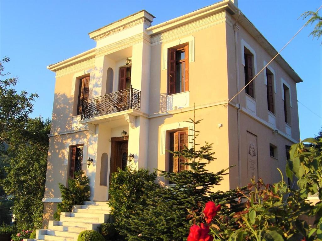 Vogiatzopoulou Guesthouse (Grécia Agios Georgios Nilias ...