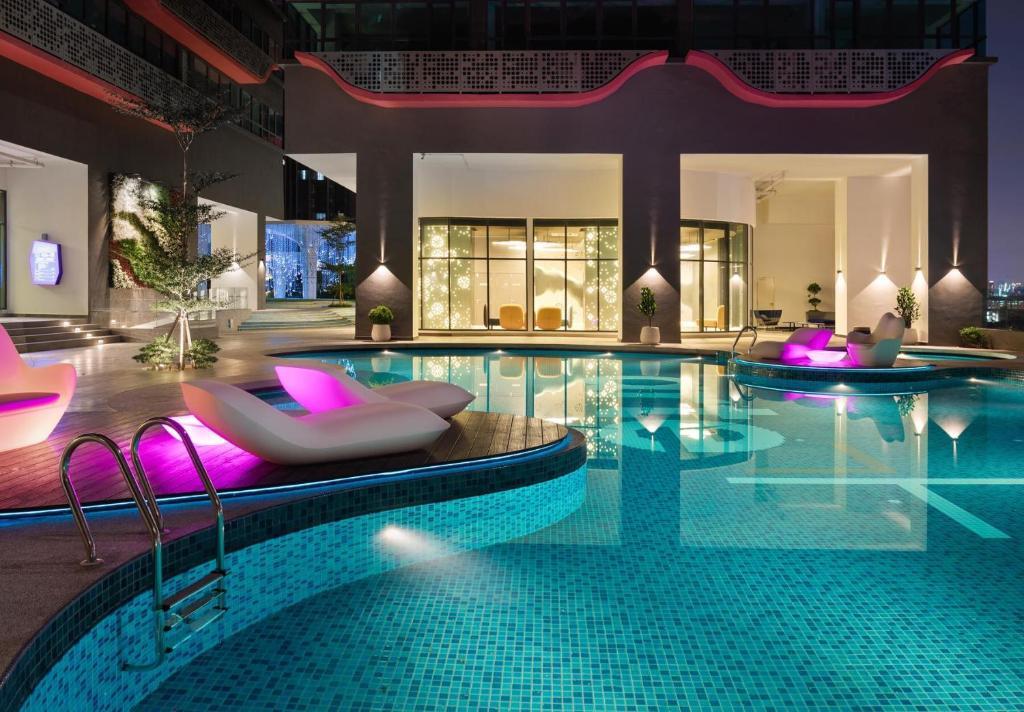 Arte Plus by Afflexia Serviced Suites KLCC, Kuala Lumpur