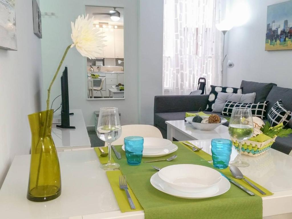 Un restaurante o sitio para comer en CANARIAS. ISLAS AFORTUNADAS