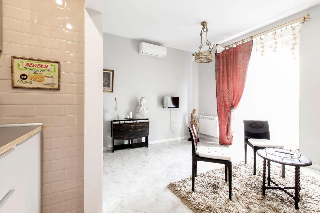 Barrio de Las Letras Apartment II (Spanje Madrid) - Booking.com