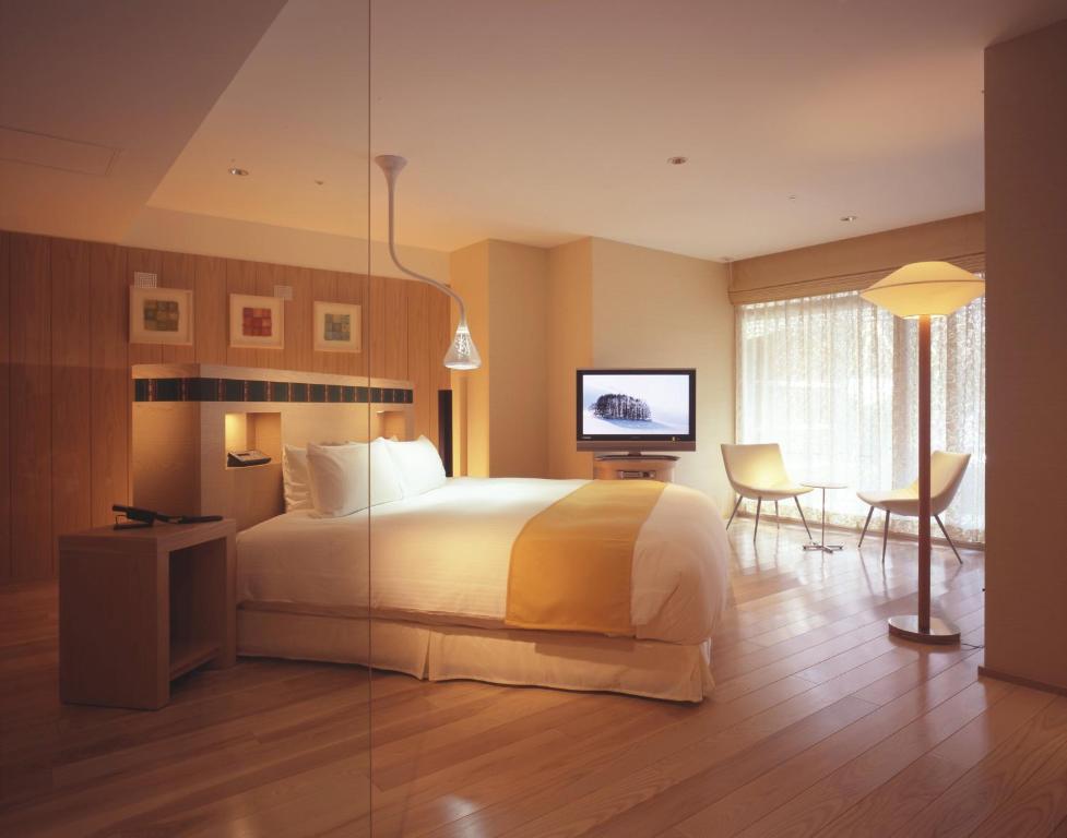ポイント2.高級感漂う、上品な特別客室
