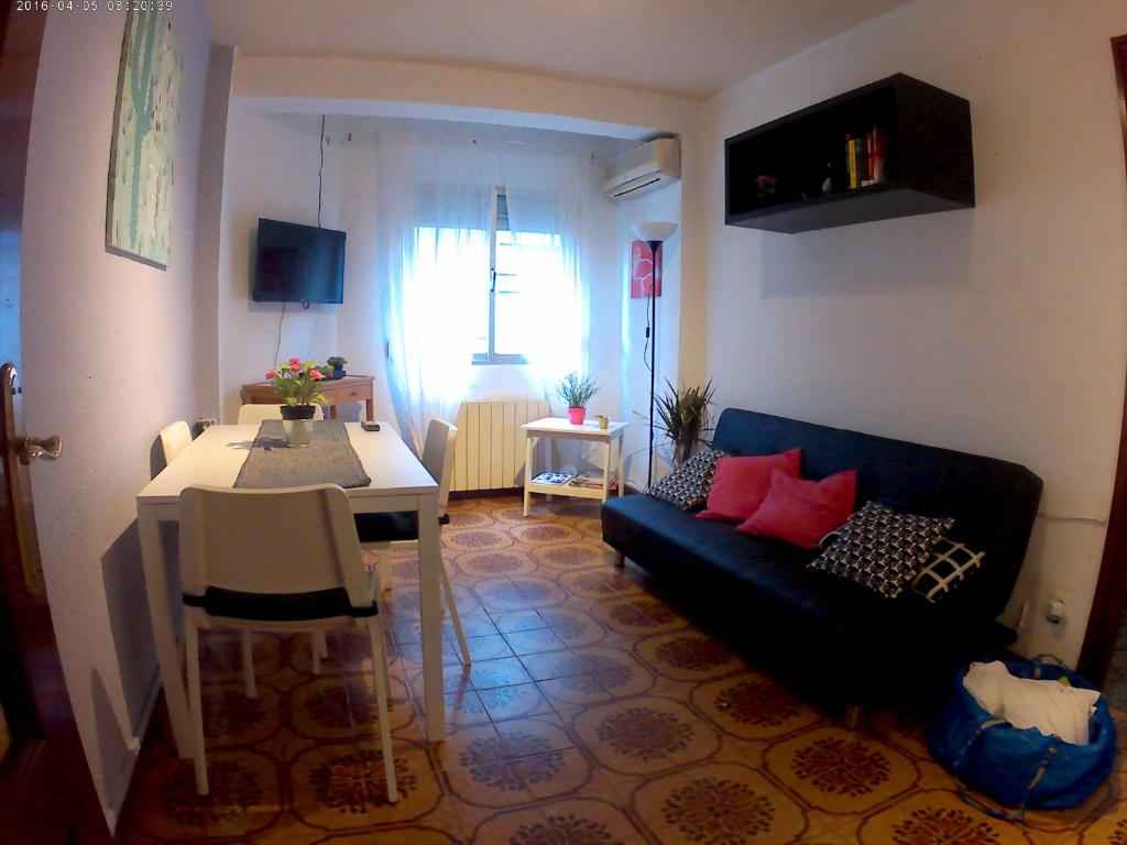 Apartamento Vut Las Fuentes Espana Zaragoza Booking Com