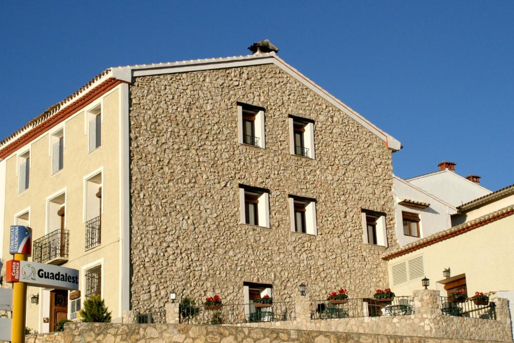boutique hotels in guadalest  23