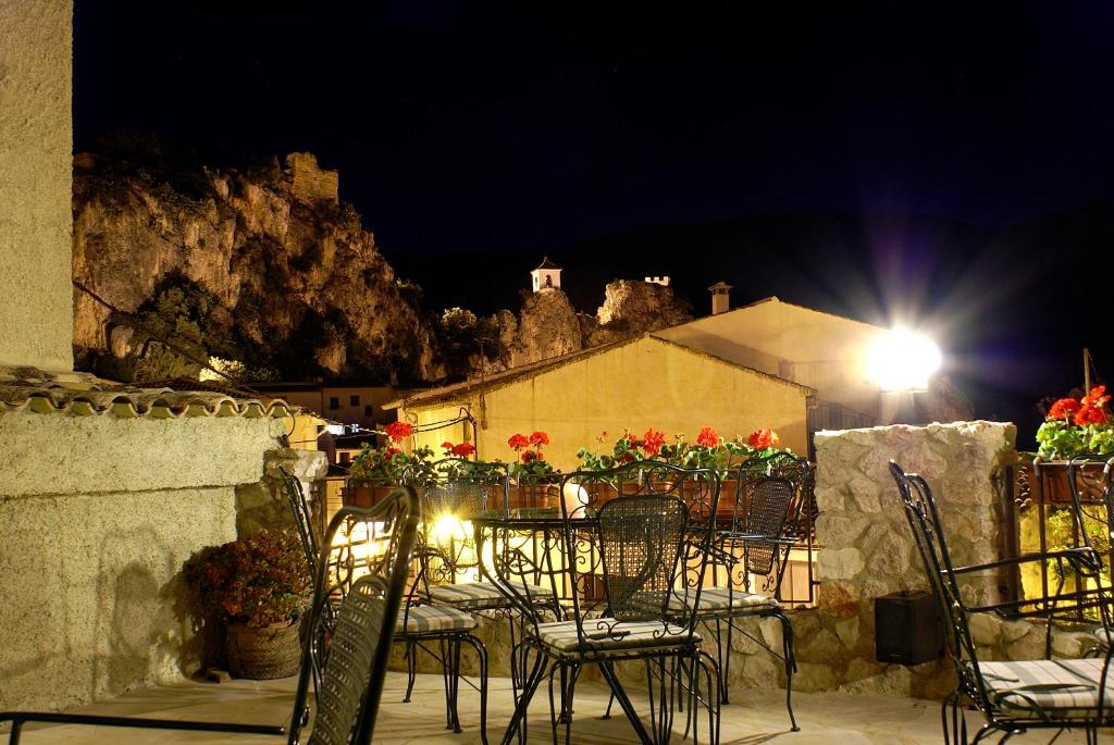 boutique hotels in guadalest  16