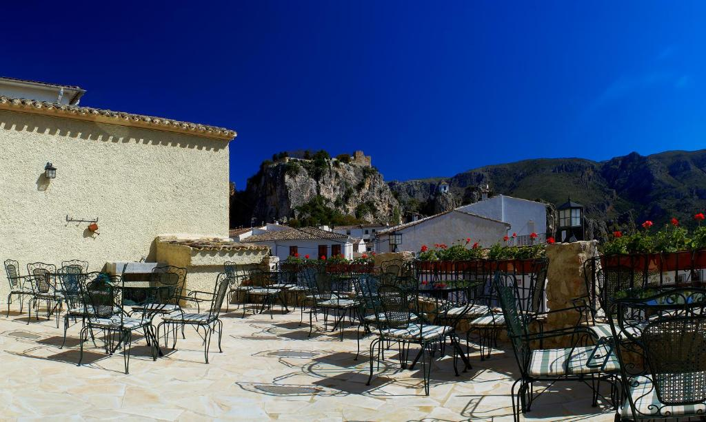 boutique hotels in guadalest  2