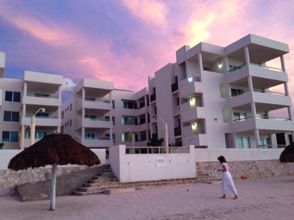Bonito departamento en Tropical Riviera, Chicxulub pto