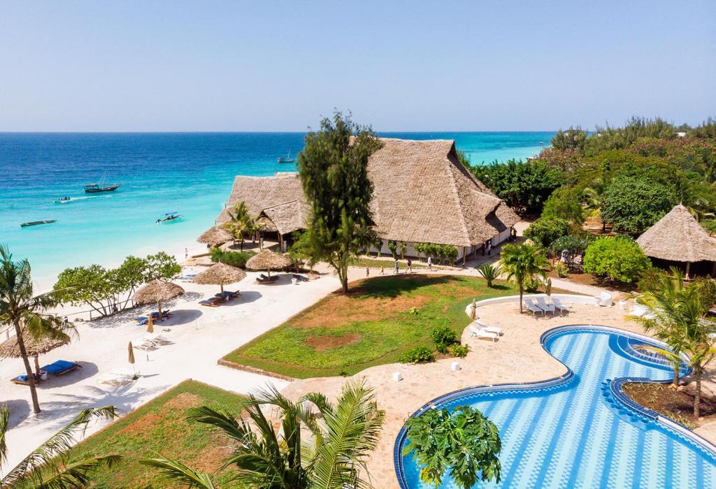 Hotel Sandies Baobab Beach Zanzibar Nungwi Tanzania Booking Com