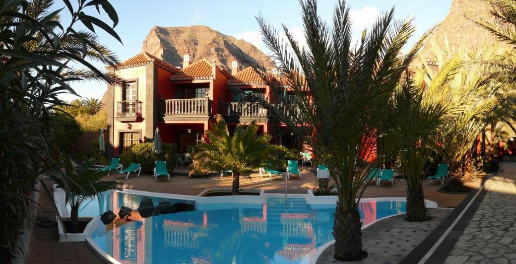 Apartments In El Cedro La Gomera
