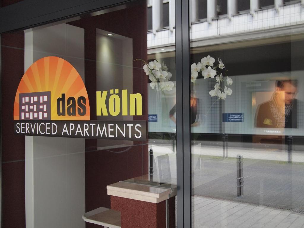 Aparthotel DASKöln (Deutschland Köln) - Booking.com