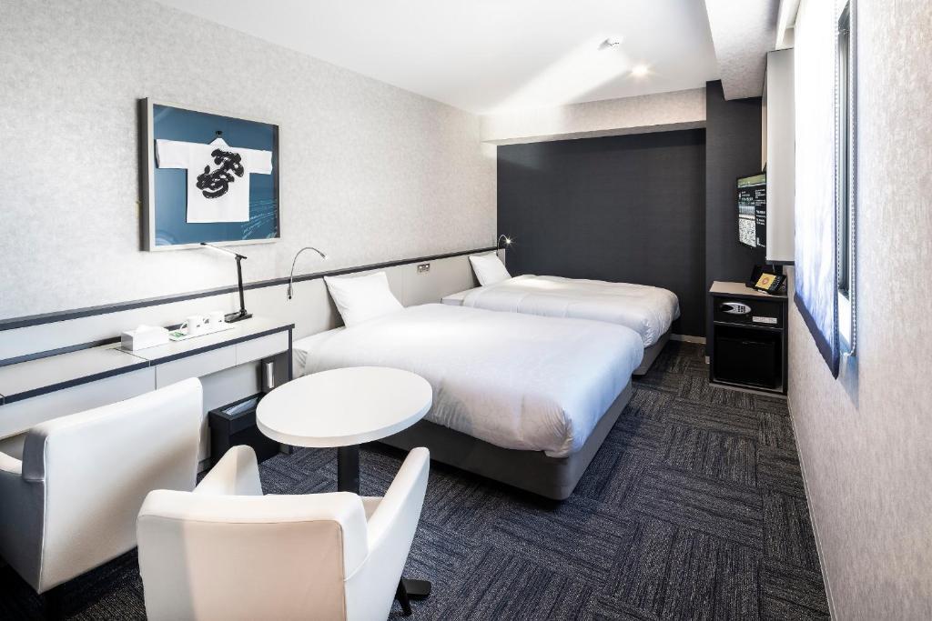 ポイント2.照明やベッドにこだわった快適な客室