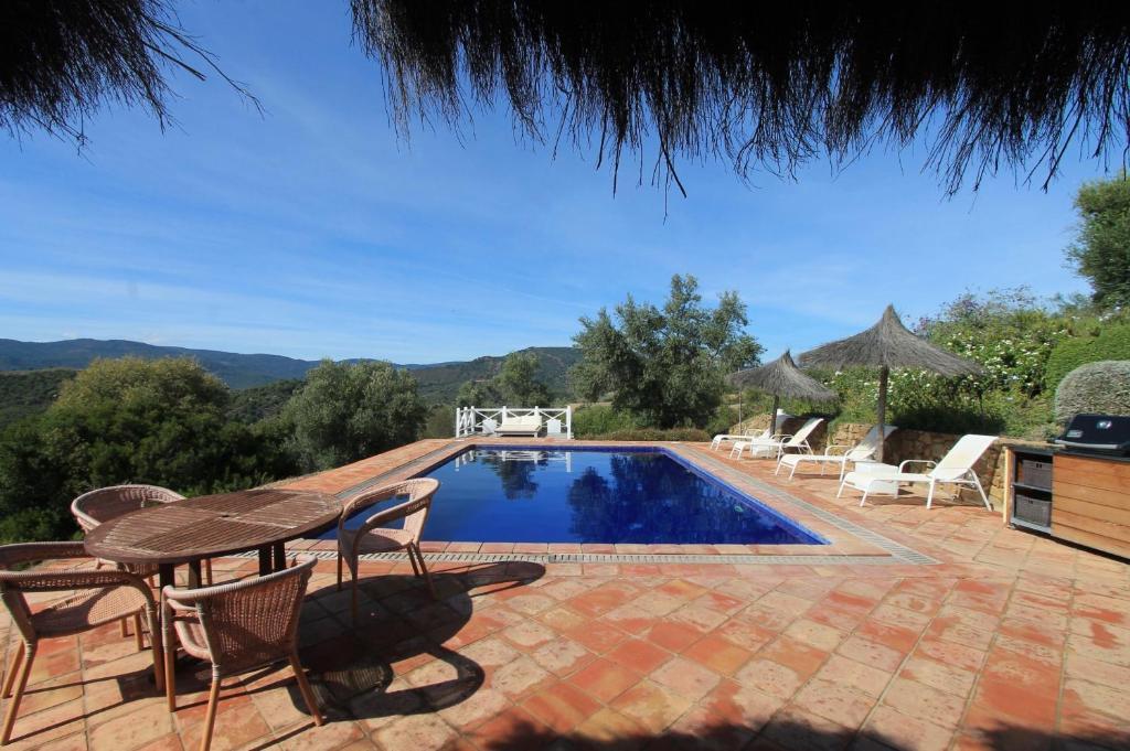 Casa de Férias El Caprichio (Espanha Gaucín) - Booking.com