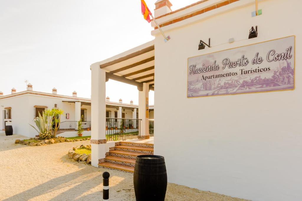 Hacienda Puerto Conil fotografía