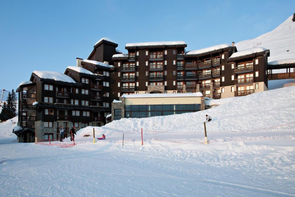 Apartments In Plagne Villages Rhône-alps