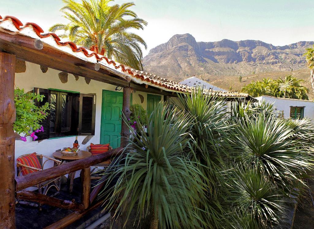Country House Finca El Molino De Agua Fataga Spain Booking Com