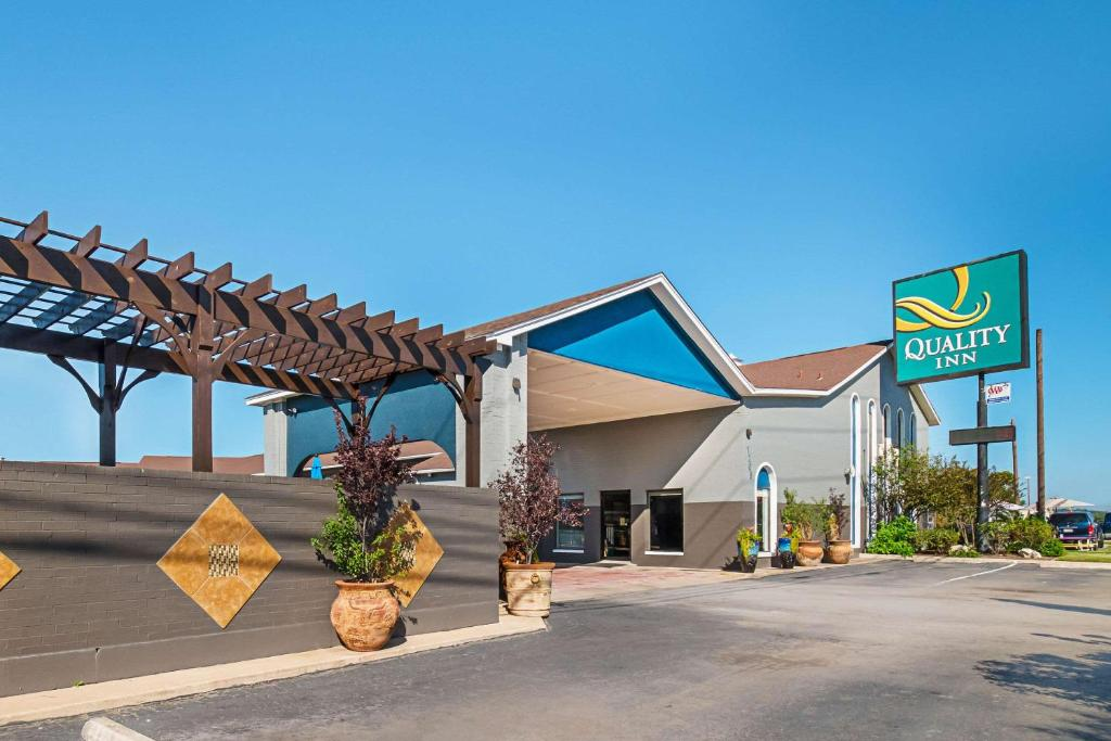 Quality Inn Marble Falls Tx Booking Com