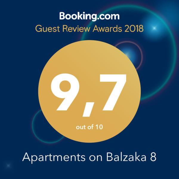 Apartments on Balzaka 8