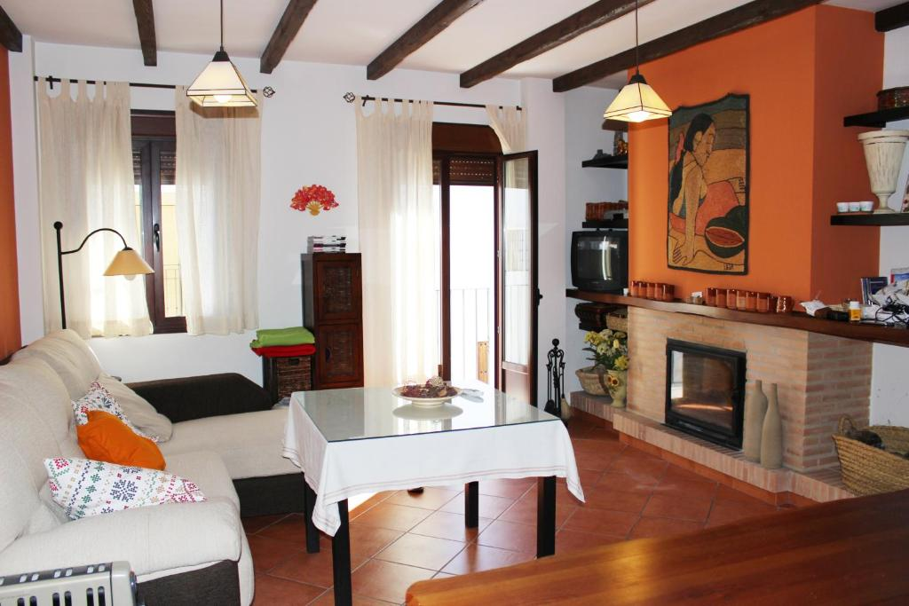 Apartments In Grazalema Andalucía