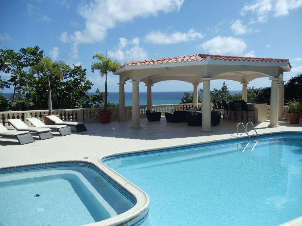 Villa Bellamar luxury villa with ocean view (Puerto Rico ...