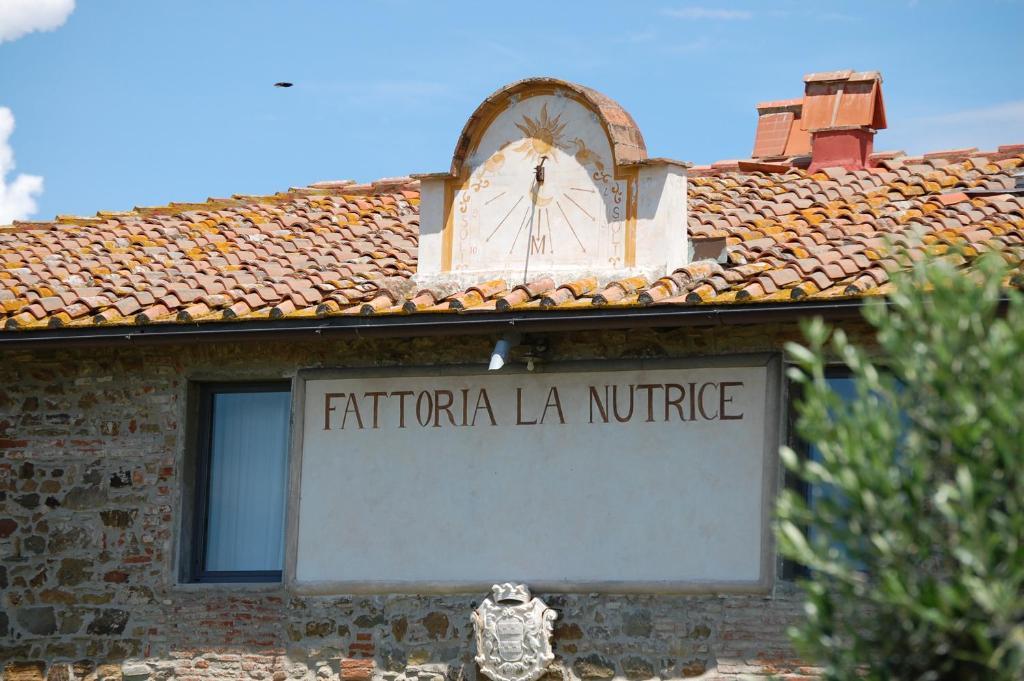 Fattoria La Nutrice - Villa Fonte Santa