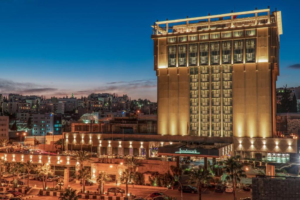 Landmark Amman Hotel Jordanien Amman Booking Com