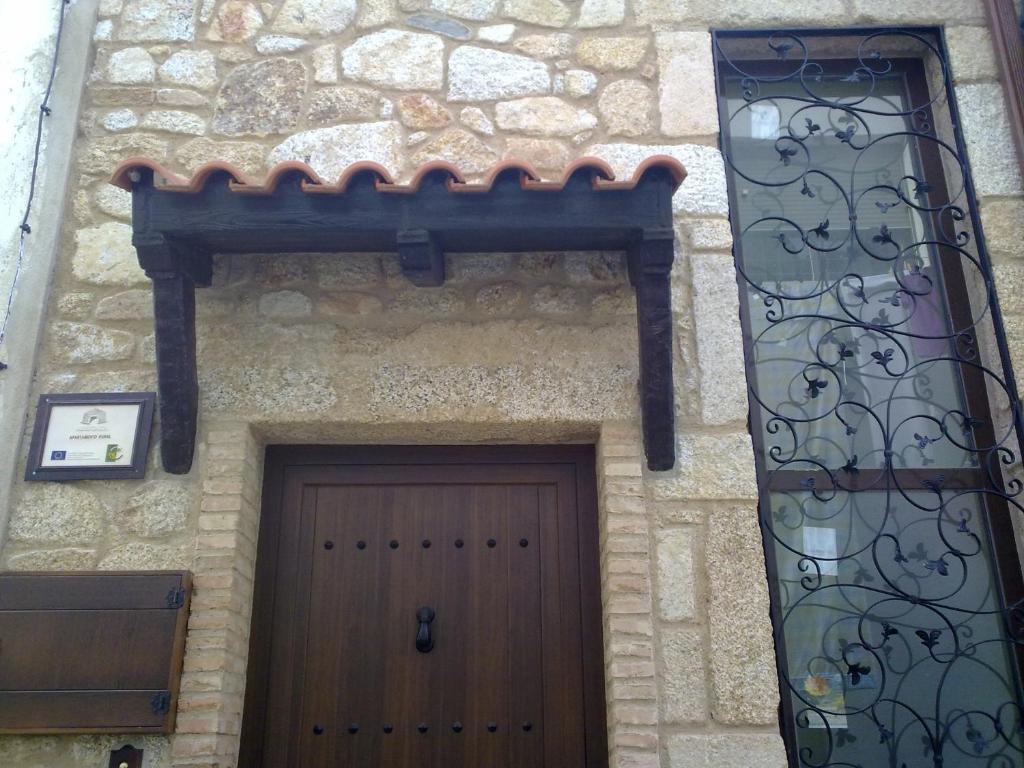 Apartments In Valverde Del Fresno Extremadura