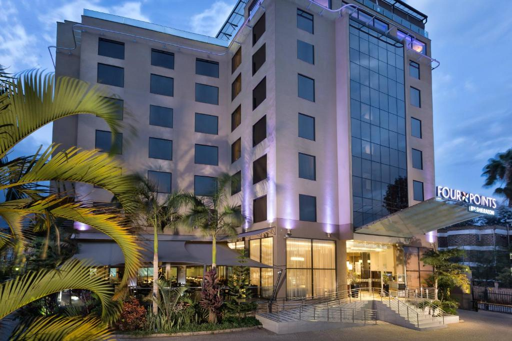 Four Points By Sheraton Nairobi Hurlingham, Nairobi – Updated 2019